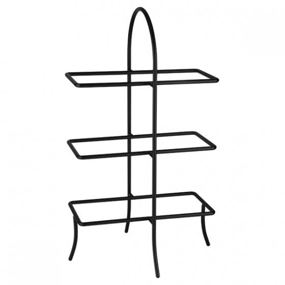 Trenton International | Rectangular Platter Stand on
